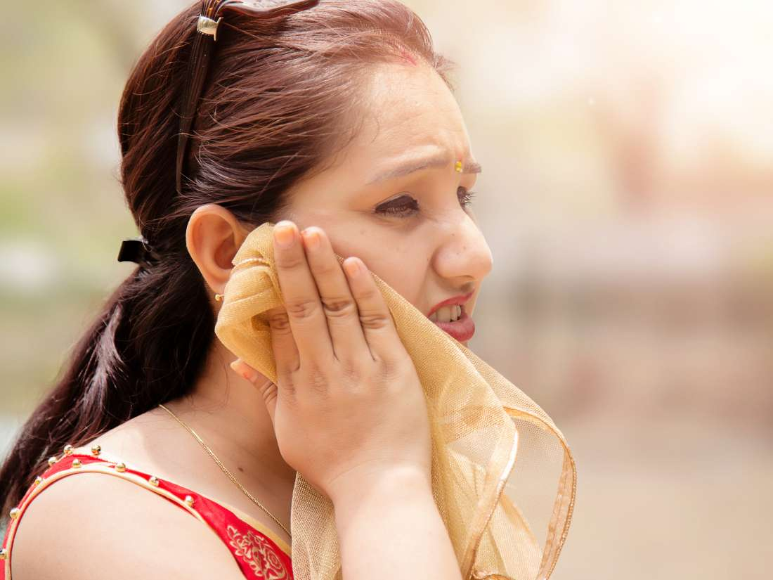 Diabetes and abnormal sweating: What is the connection?