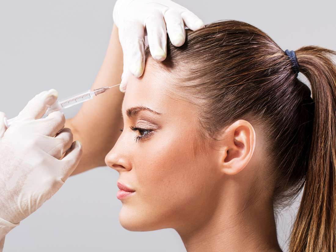 Botox under eyes: Effectiveness, side effects, and alternatives