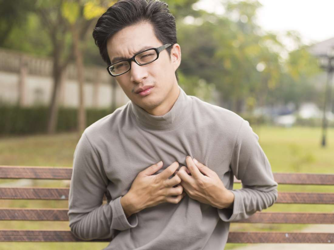 Precordial catch syndrome: Symptoms, causes, and treatment