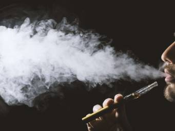 Vaping 'pumps' cancer-causing substances into the lungs