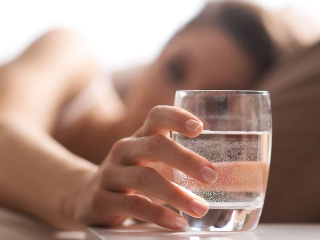 5a0494c7229 When is the best time to drink water? Drinking water at any time of day  helps someone to rehydrate. However, if they drink it at certain times of  the day, ...