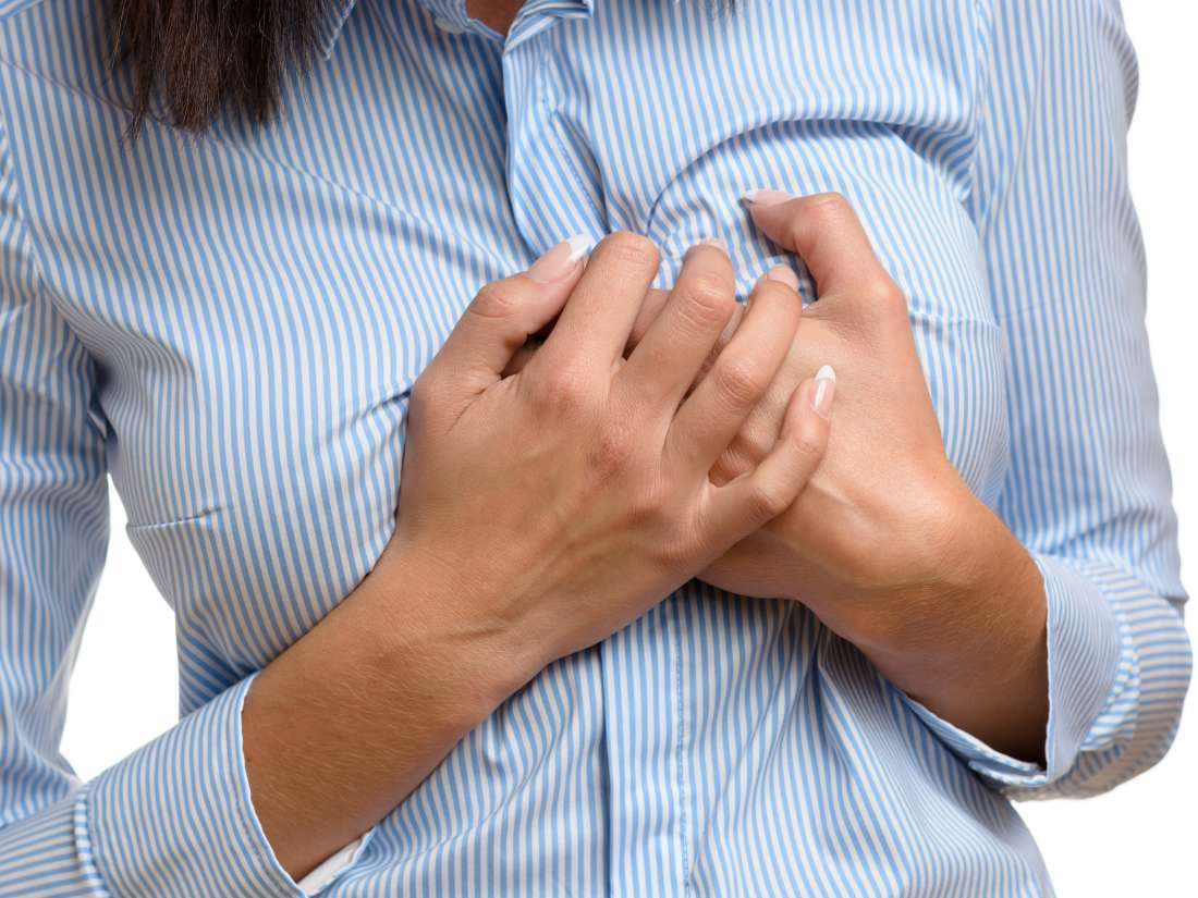Chest pain: 26 causes, symptoms, and when to see a doctor