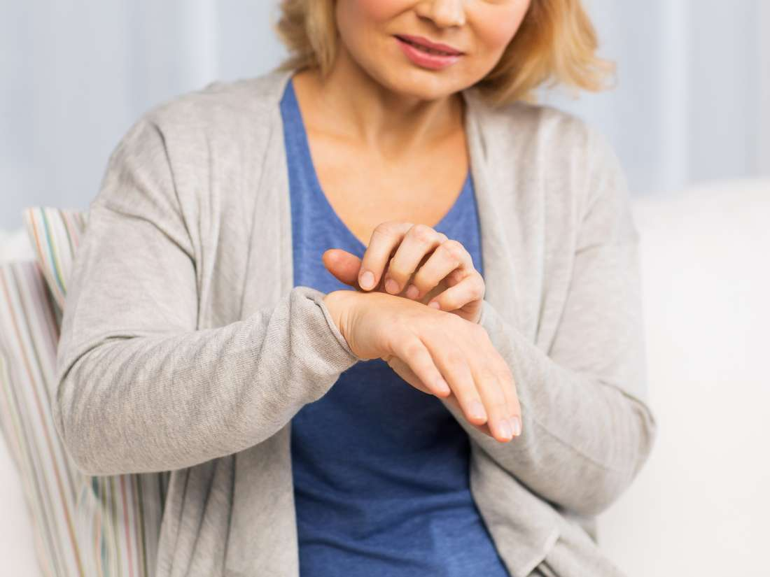 Menopause: Symptoms, causes, and treatments