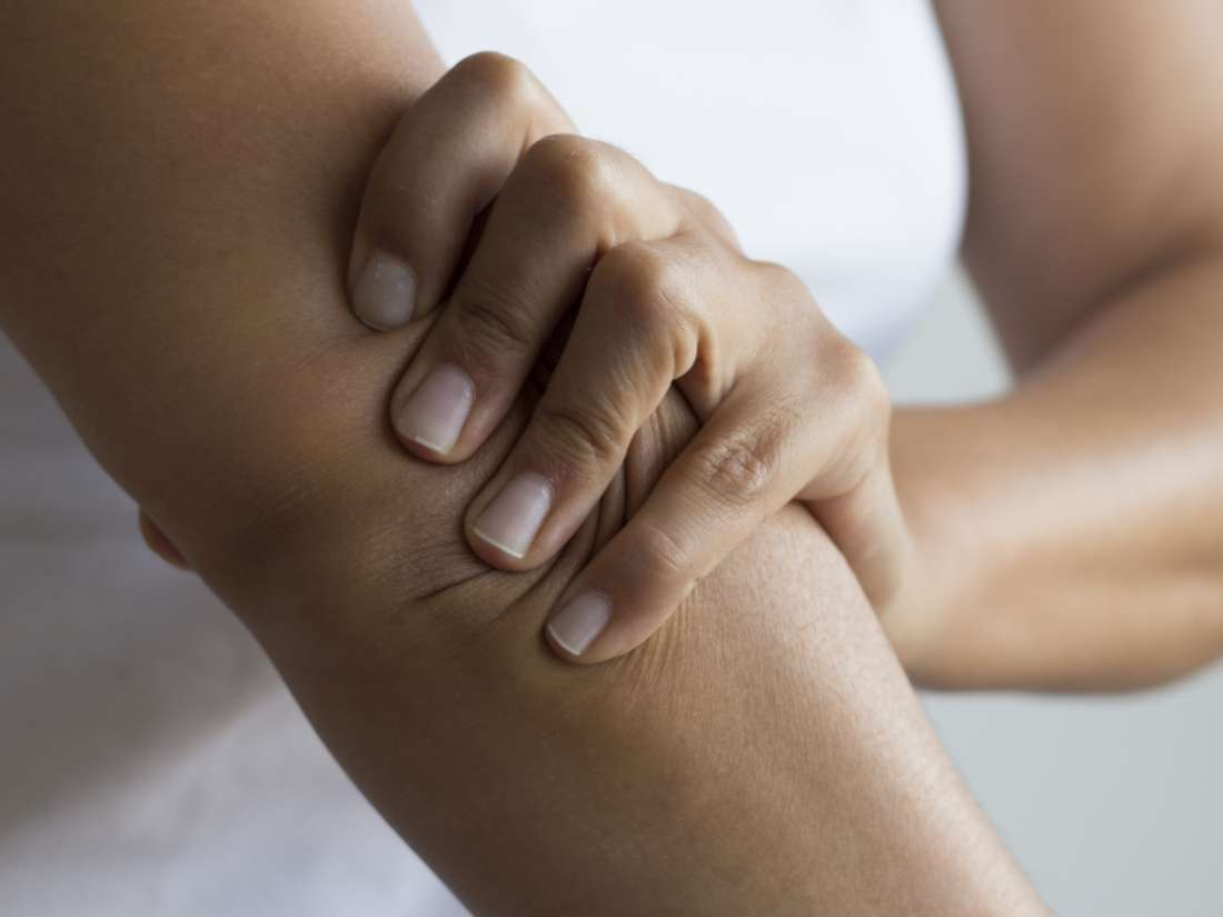 Toxic synovitis in children and adults: What to know