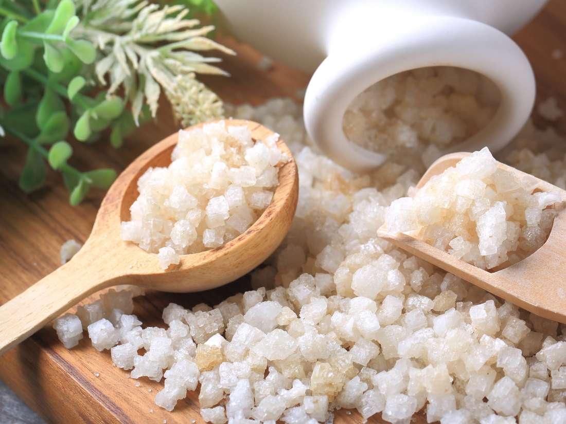 Epsom salt detox: Benefits and how it works