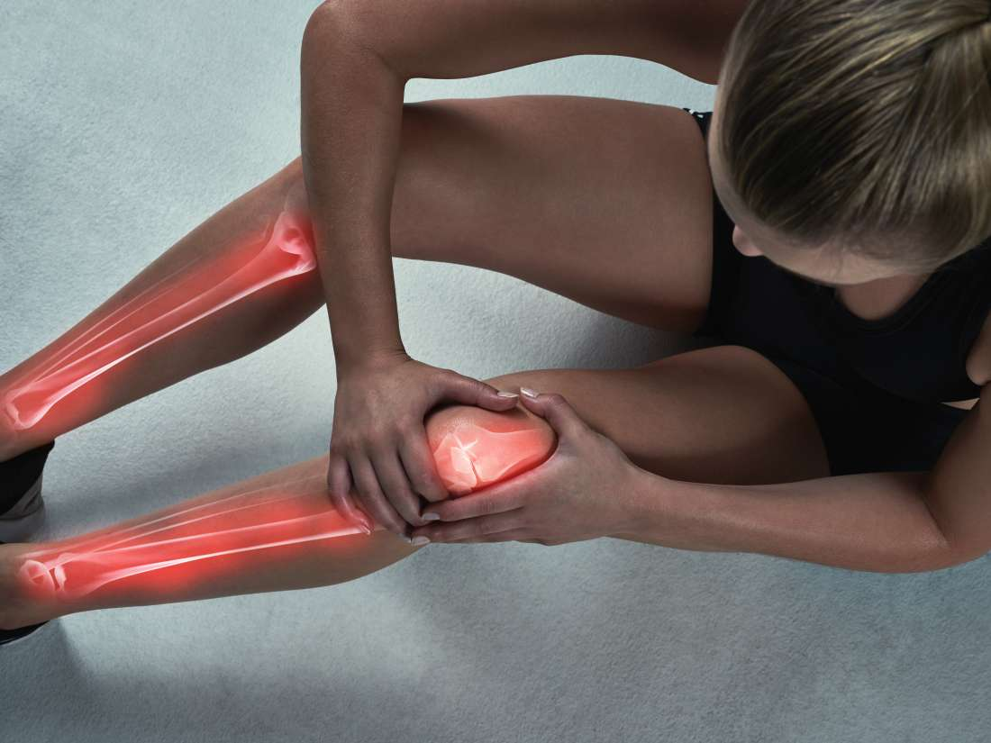 Knee pain: 14 home remedies