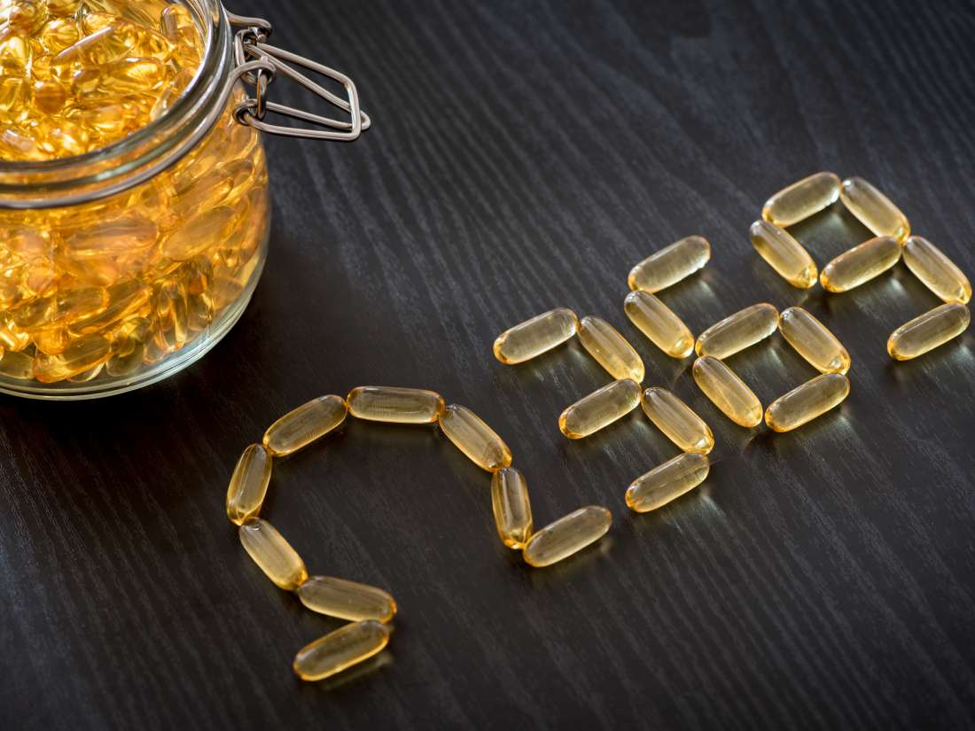 Can omega-3s help psoriasis? Fish oil and other supplements