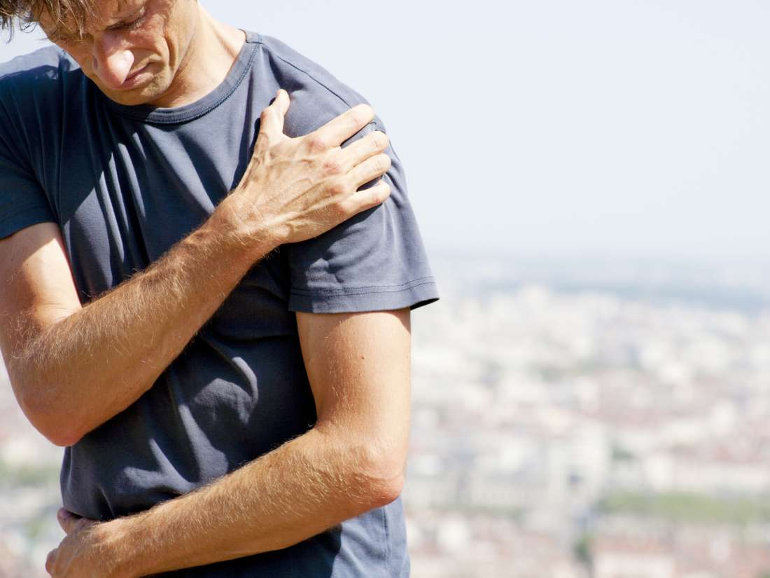 Frozen shoulder: Causes, symptoms, and treatments