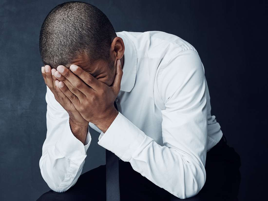Signs of depression in men: Symptoms, treatment, and how to