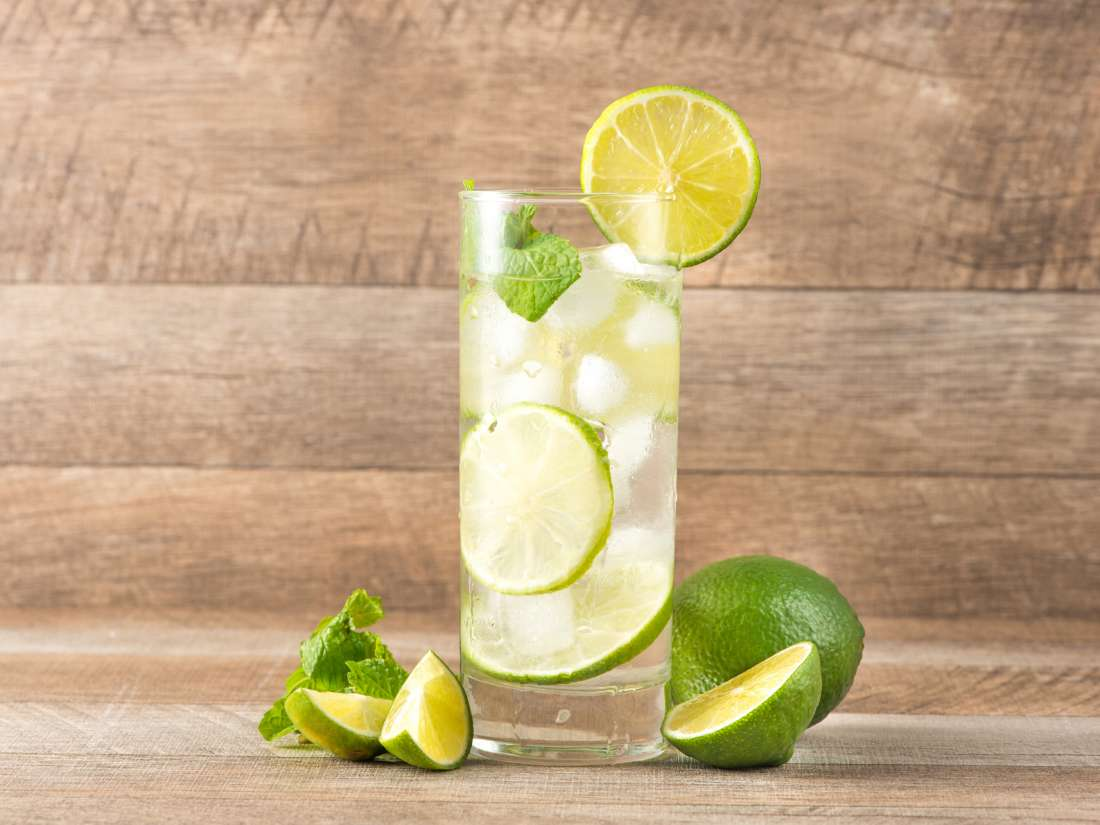 12 health benefits of lime water