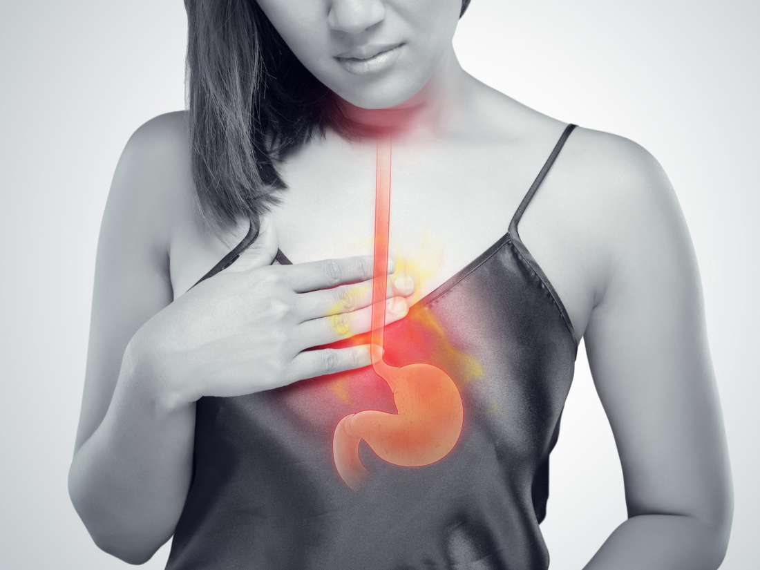 Heart attack or heartburn? Differences between types of