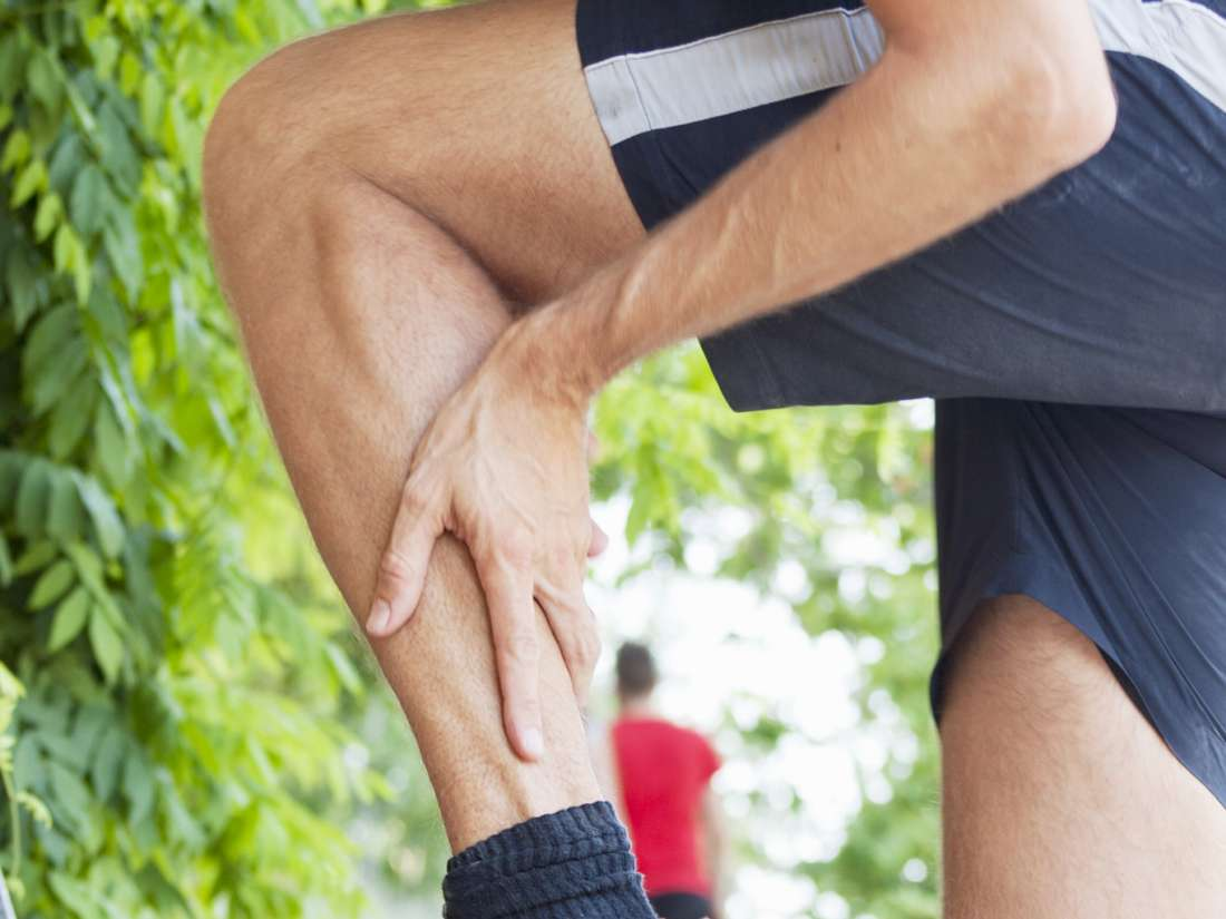 Pulled calf muscle: Symptoms, treatment, stretches, and recovery