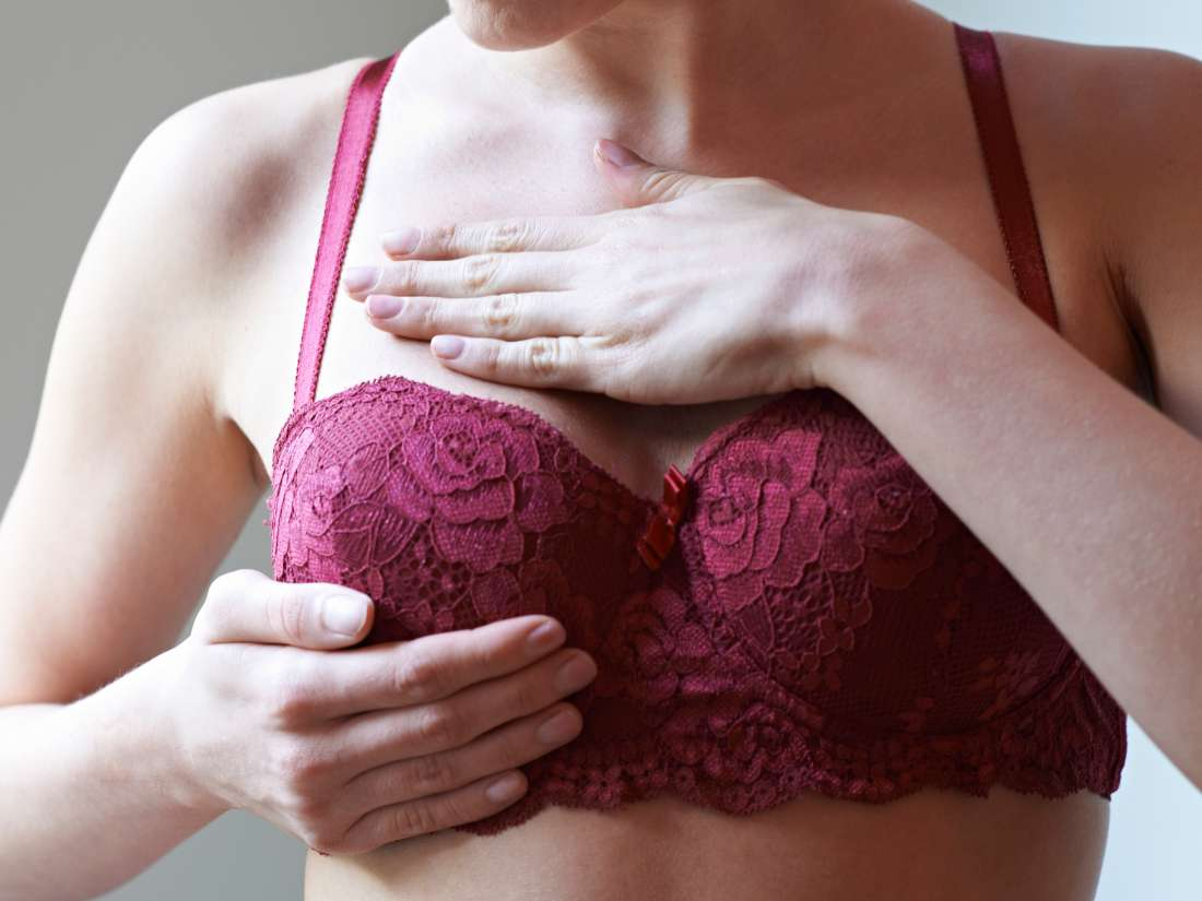 8 Signs And Symptoms Of Breast Cancer Besides A Lump