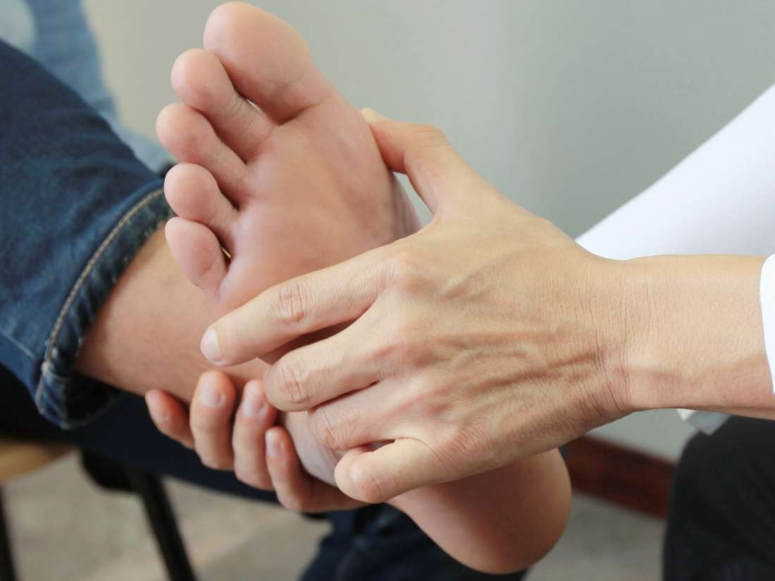 Pain at big toe joint: Causes and relief