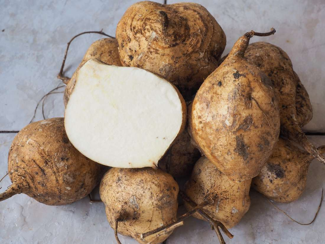 Jicama: Health benefits, nutrition, and diet tips