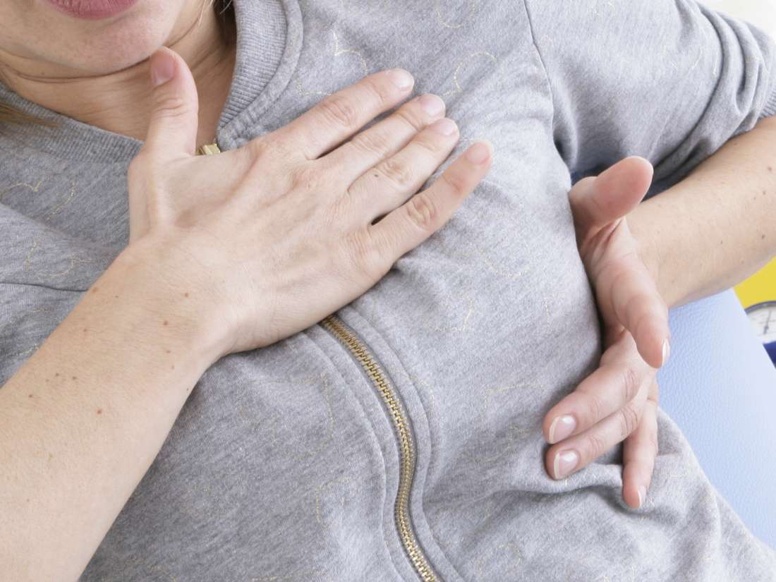 Sensitive Breast Possible Causes And When To See A Doctor