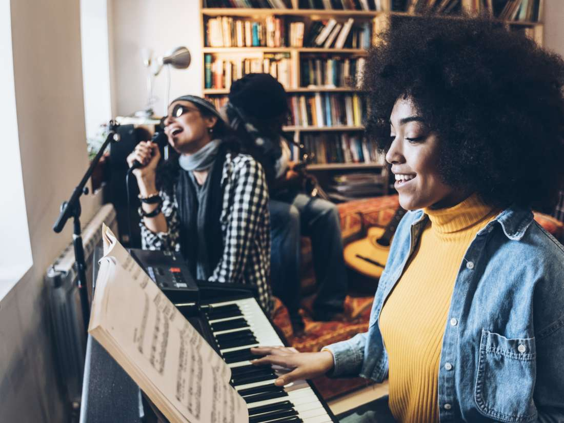 Music Benefits Both Mental And Physical Health
