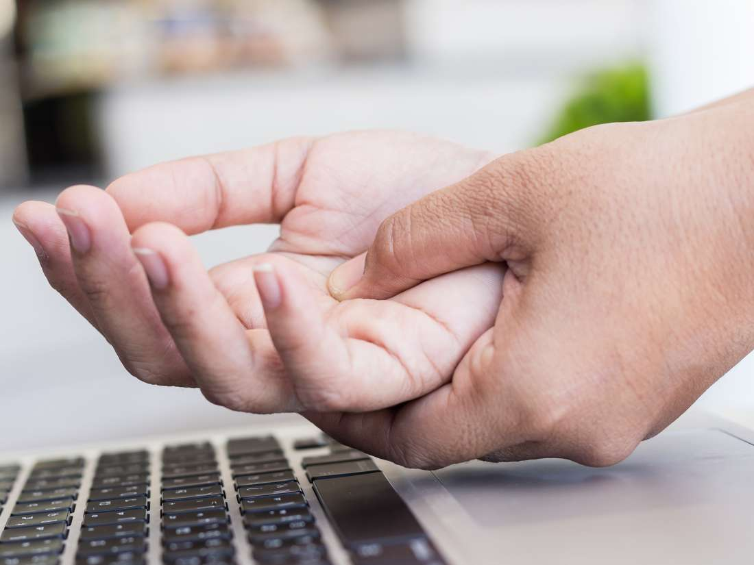 Pain in the palm of the hand: Causes, treatment, and seeing