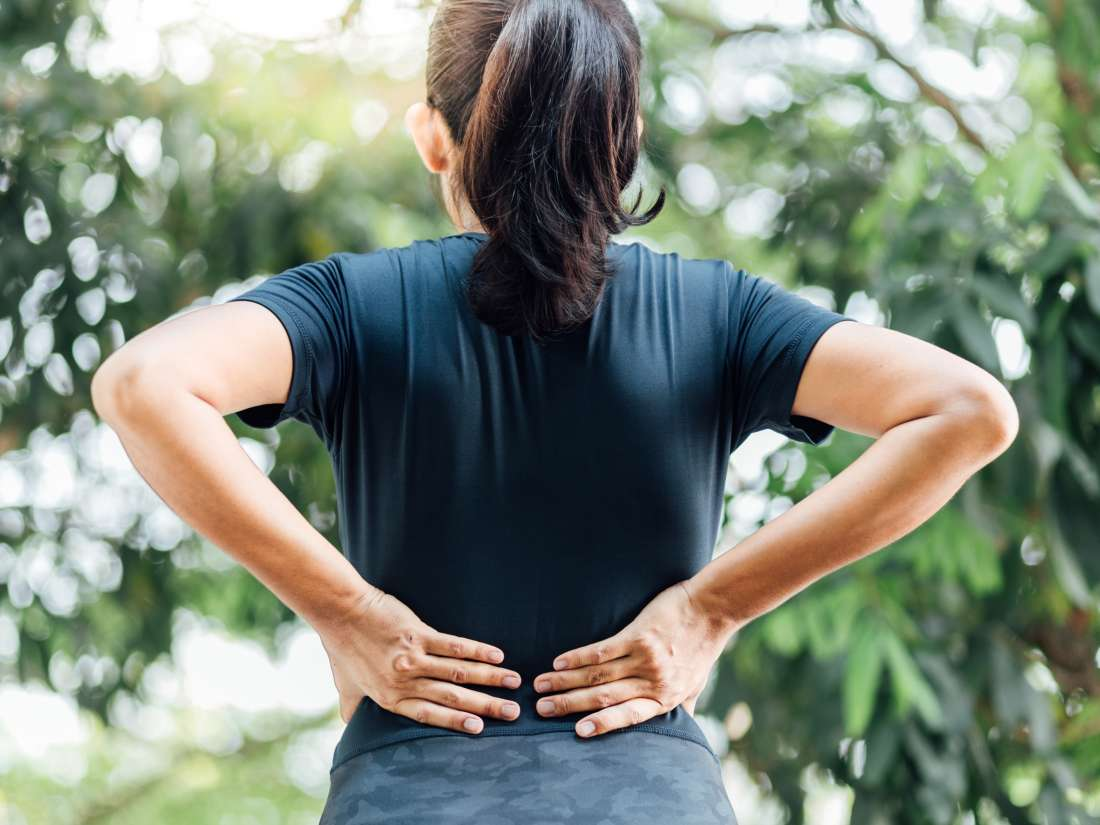 Lower Back And Hip Pain Causes Treatment And When To