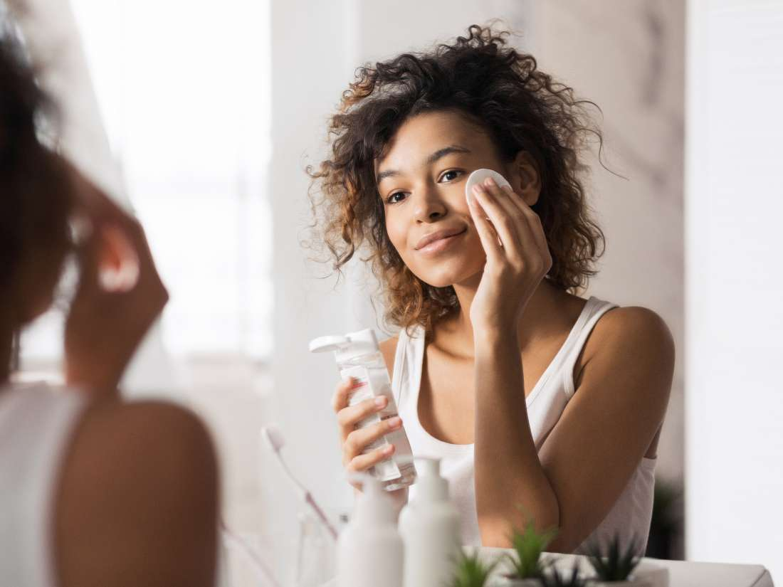 Black Skin Care 5 Tips For A Great Skin Care Routine
