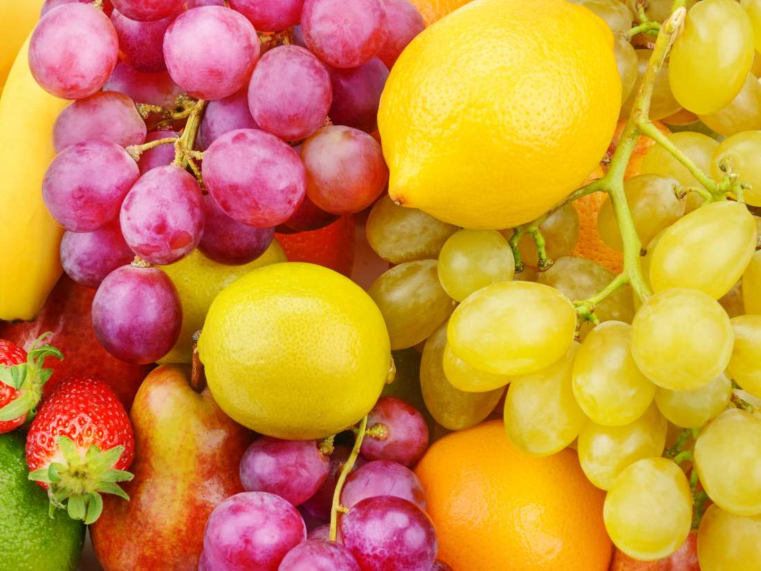 is sugar in fruit bad for you?