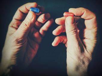 Do antidepressants work better than placebo?
