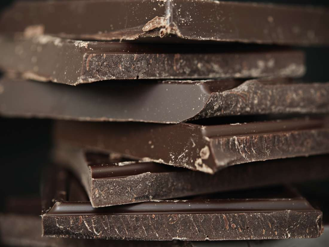 Is there a link between dark chocolate and depression?