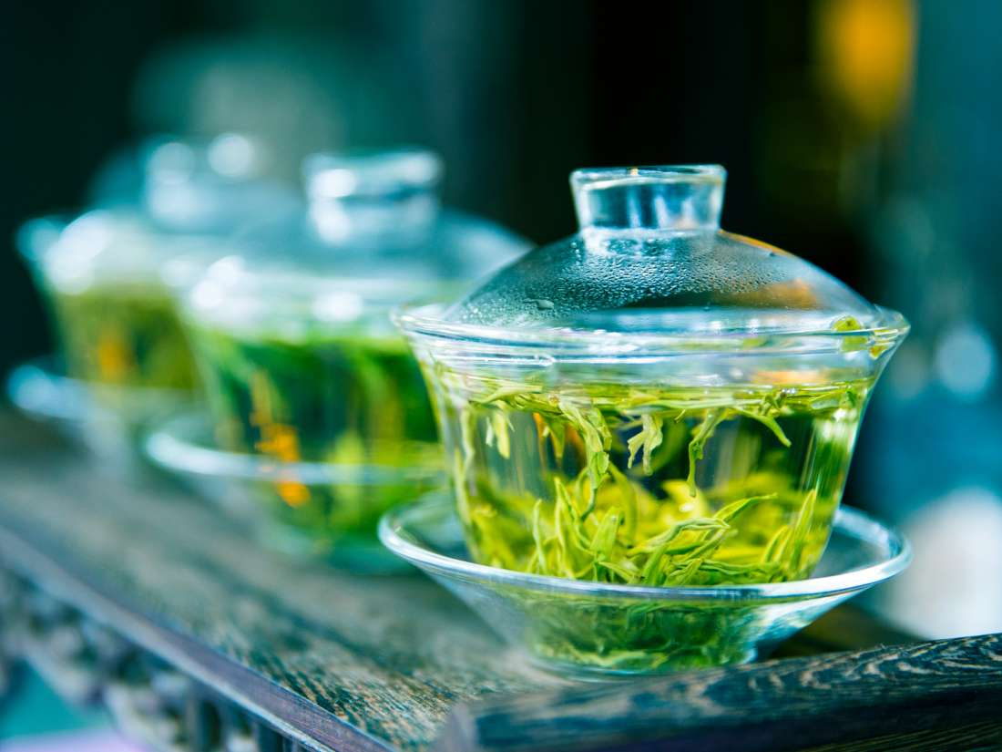 Green tea compound could help in the battle against super bugs
