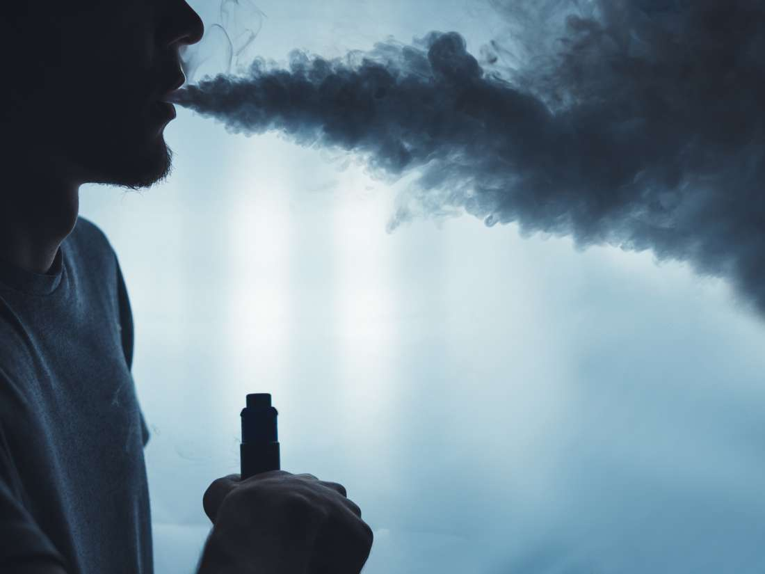 Lung injury outbreak: CDC warn against certain vaping products