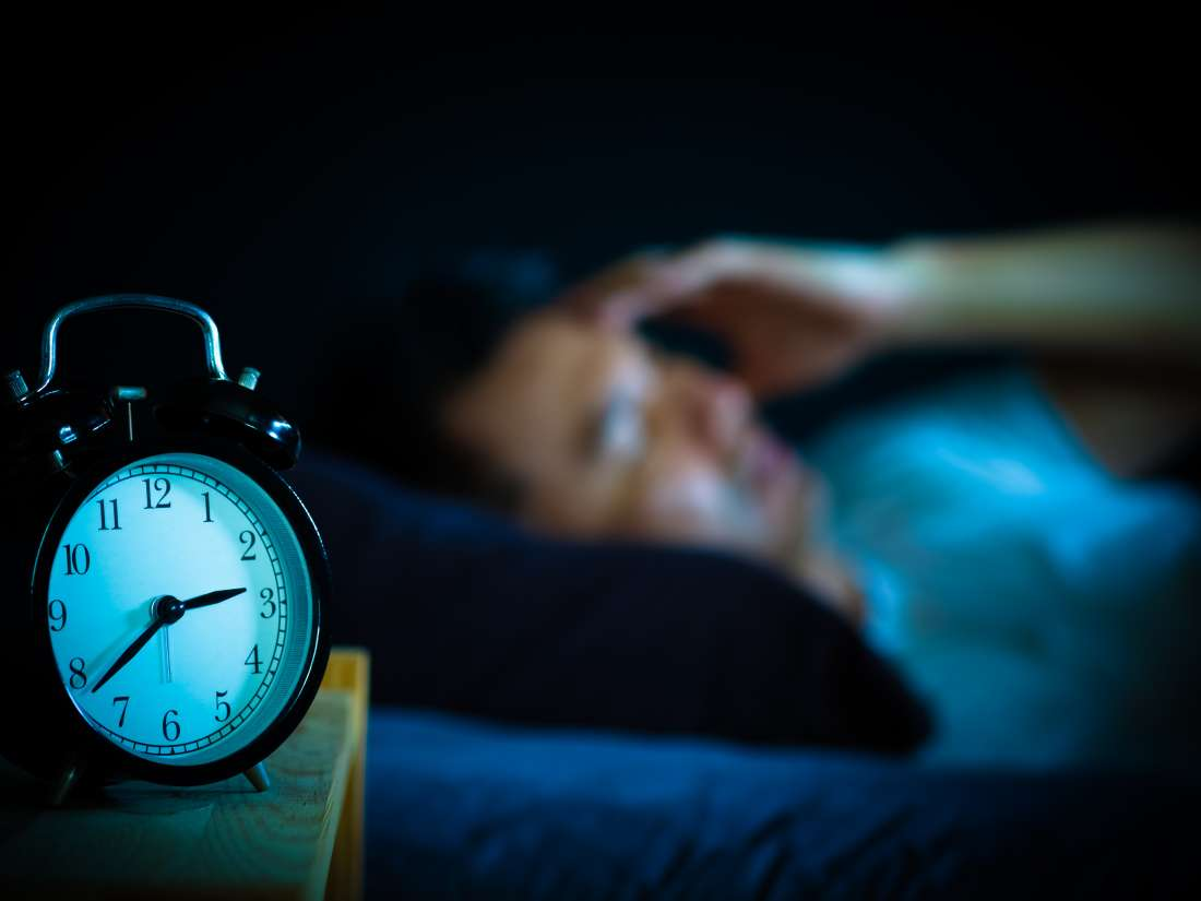 Medical News Today: The link between insomnia and cardiovascular disease thumbnail