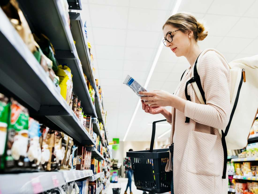 New food labeling system may reduce calorie intake